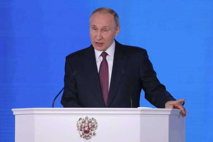 بوتين أعلن عن تجربة ناجحة لصاروخ مجنح يعمل بمحرك نووي لا مثيل له