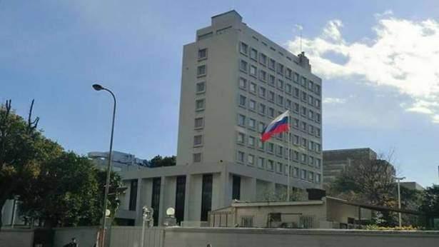 النشرة: سقوط قذيفة هاون قرب السفارة الروسية في دمشق