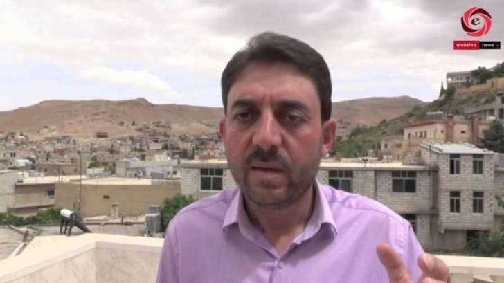 """الحجيري: التحقيق مع """"أبو عجينة"""" لا علاقة له على ما يبدو بملف العسكريين"""