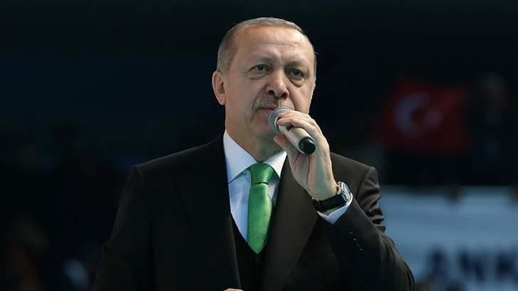 الليرة التركية تسجل مزيدا من التراجع بعد تصريحات اردوغان