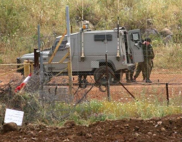 18 جندياً اسرائيلياً يجتازون السياج التقني عند الحدود جنوب لبنان