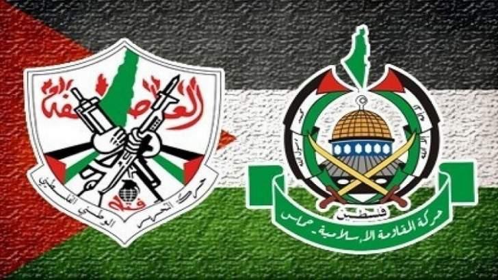 النشرة: مصالحة بين فتح وحماس في لبنان برعاية حركة
