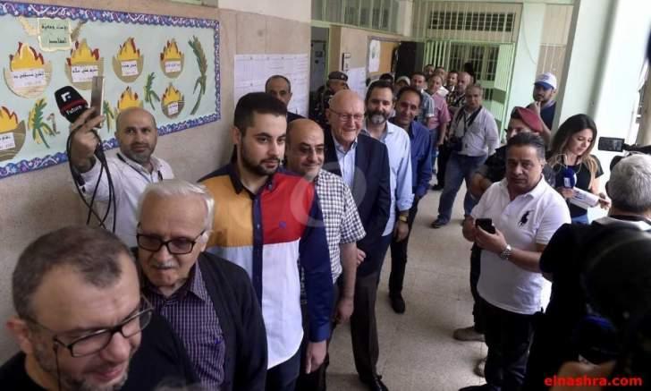 النشرة: اغلاق أبواب مركز في المنية بسبب إشكال