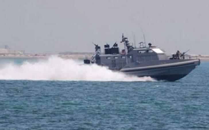 الجيش: زورق حربي إسرائيلي خرق المياه الإقليمية اللبنانية