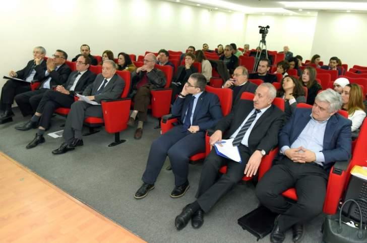 ندوة حول  الابتكار التعاوني في الجامعة اللبنانية الفرنسية