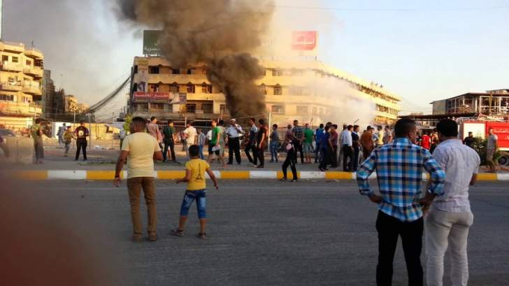 مقتل آمر لواء باشتباكات مسلحة بقضاء سامراء في محافظة صلاح الدين