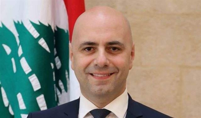 """وزير الصحة غسان حاصباني لـ""""النشرة"""": جلسات الثقة ستأخذ مجراها الطبيعي وتَحفُظنا على البيان محصور بعبارة واحدة"""
