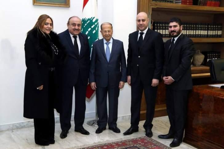 الرئيس عون يلقي كلمة غدا امام اركان السلك الدبلوماسي العربي والاجنبي ورؤساء البعثات الدولية