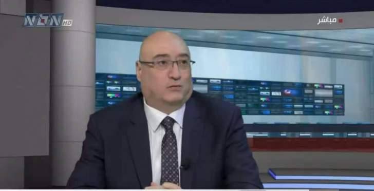أبو فاضل: هناك غطاء دولي للإستقرار الداخلي ولكن الحل السياسي يبقى لبنانيا