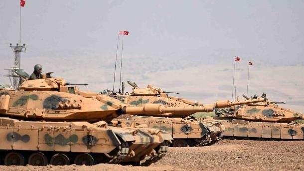 الأركان التركية: تصفية أكثر من 7 آلاف إرهابي في 2017