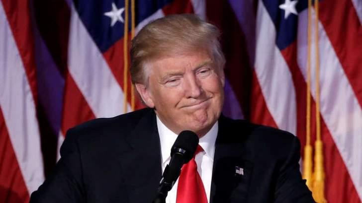 ترامب: قراري حول القدس اتخذ بعد تفكير طويل وهو تأخر كثيرا