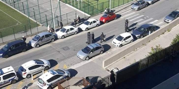 وسائل إعلام فرنسية: مجهول يطلق النار على مارة في نيس بفرنسا