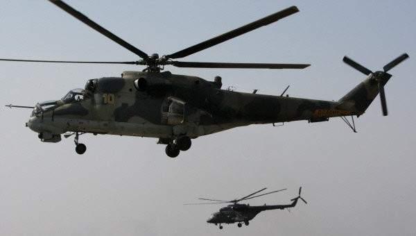 هبوط اضطراري لمروحية عسكرية سودانية إثر عطل فني مفاجئ