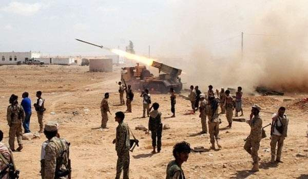 القوات الحكومية اليمنية تسيطر على 3 قرى غربي تعز اليمنية