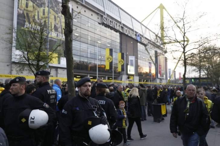 اصابة عدد من أفراد شرطة المانيا اثر اشتباكات مع متظاهرين بمدينة هانوفر
