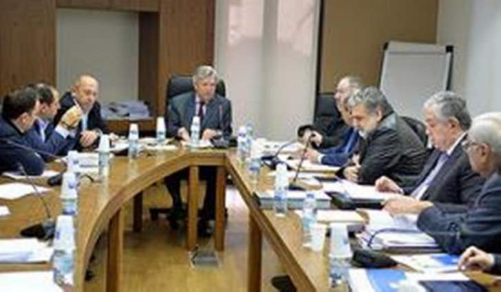 اللجنة الفرعية المنبثقة عن اللجان النيابية تابعت درس الاقتراحات المتعلقة باللامركزيةالادارية