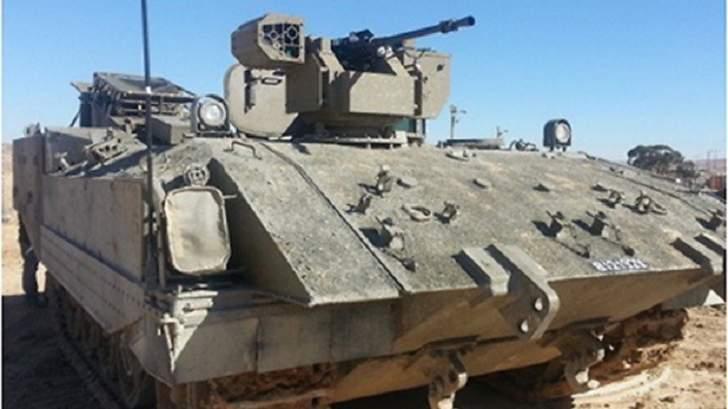 الجيش الاسرائيلي أعلن عن قصف 4 أهداف في قطاع غزة