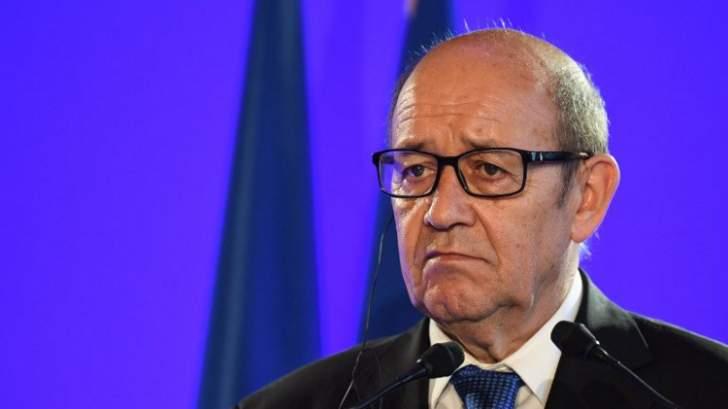 وزير خارجية فرنسا سيزور الرياض الأربعاء وسيبحث مع ولي العهد الوضع بلبنان
