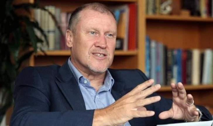السفير الاسترالي: نأمل ولادة حكومة تضفي المزيد من التفاؤل في البلاد