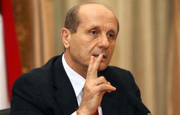 """مروان شربل لـ""""النشرة"""": البلد على كف عفريت ونتخوف على مصير الانتخابات"""