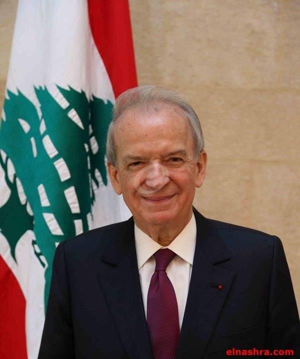 حمادة التقى فريد الخازن وسفير تركيا ووفدا من جامعة MUBS