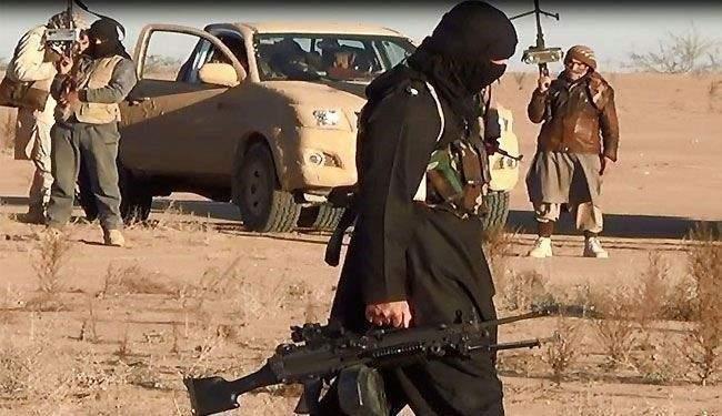 داعش: دم وعش من الملح الأسود الذائب