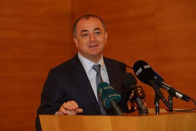 بو صعب:  قرار هذا العهد كان وما زال تحييد لبنان عن أزمات المنطقة وجولة باسيل نجحت