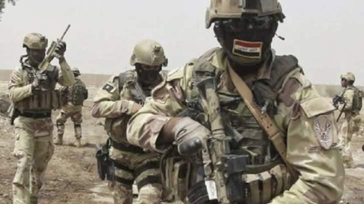 """القبض على 20 مسلحا من """"داعش"""" من بينهم 3 تركيات بنفق تحت الأرض بالموصل"""