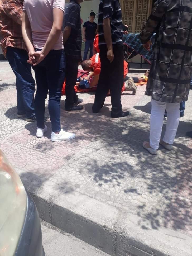 النشرة: سقوط عاملة اثيوبية من الطابق الثالث في طرابلس