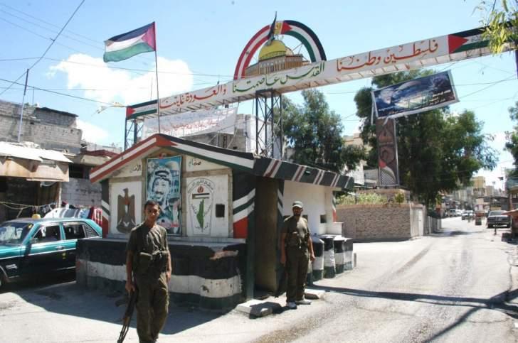 النشرة: يوم غضب في المخيمات الفلسطينية وسط اضراب عام واقفال