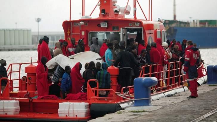 خفر السواحل الإيطالي أنقذ 84 مهاجرا قادمين من ليبيا عبر المتوسط