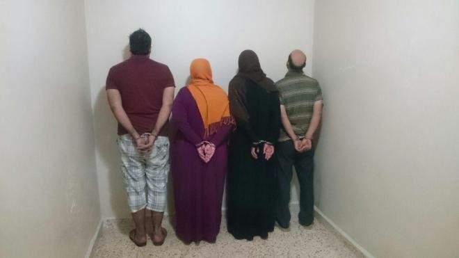 قوى الأمن: توقيف سوري وزوجته قتلا فلسطينية خنقا وأحرقا جثتها