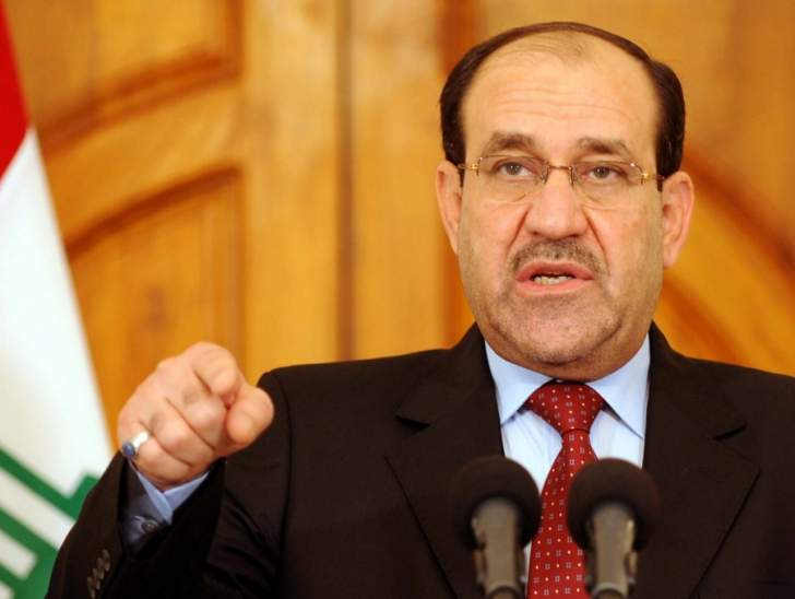 المالكي: تصريحات أردوغان عن الحشد الشعبي تدخّل سافر في شؤون العراق