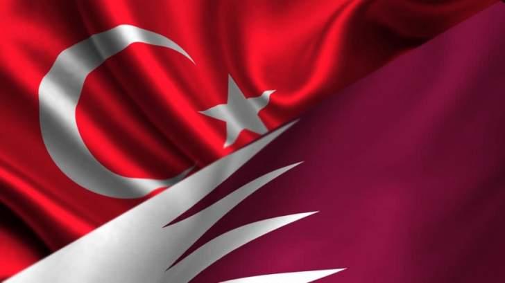 توقيع اتفاقية بين قطر وتركيا تشتري بموجبها القوات القطرية 85 سيارة مدرعة