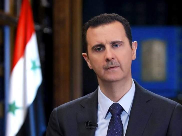 الأسد: الحريري ليس سيد نفسه وهو أقيل ولم يستقل