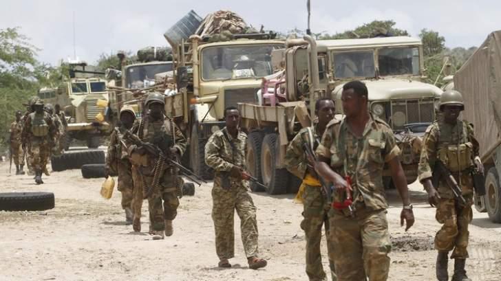 القوات الصومالية تنهي حصارا استمر 11 ساعة لفندق يمقديشو اقتحمه مسلحون