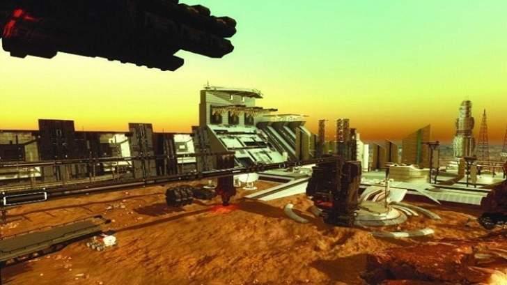 الإمارات تسعى لاستكشاف كوكب المريخ