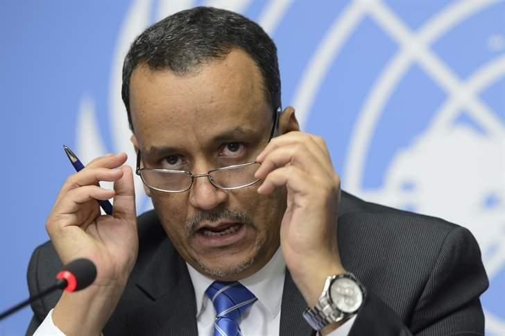 وزير الداخلية اليمني: لا نرى حلاً في مهمة ولد الشيخ