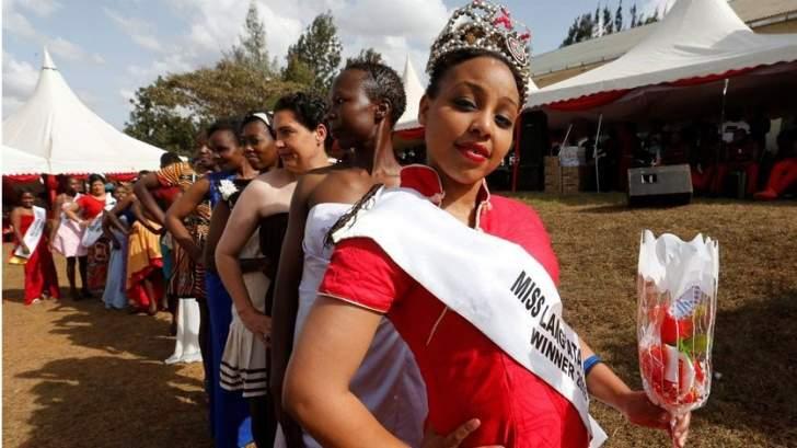 إنتخاب ملكة جمال المجرمات في كينيا