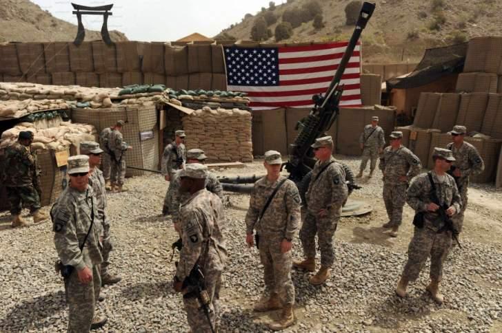 جيش أميركا بدأ بإنشاء أكبر قاعدة عسكرية بالموصل للإشراف على الحدود مع سوريا