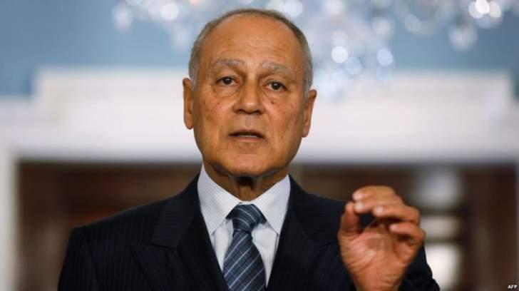 أحمد أبو الغيط وضبط أداء حزب الله