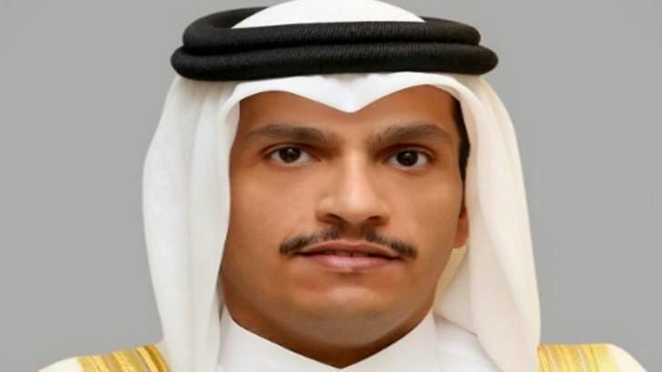 وزير خارجية قطر: يجب تقديم مزيد من الدعم للجيش السوري الحر