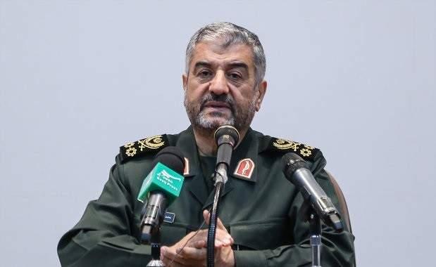 جعفري:الأميركيون ينفذون مطالب الصهاينة بتطبيق عقوبات إقتصادية على إيران