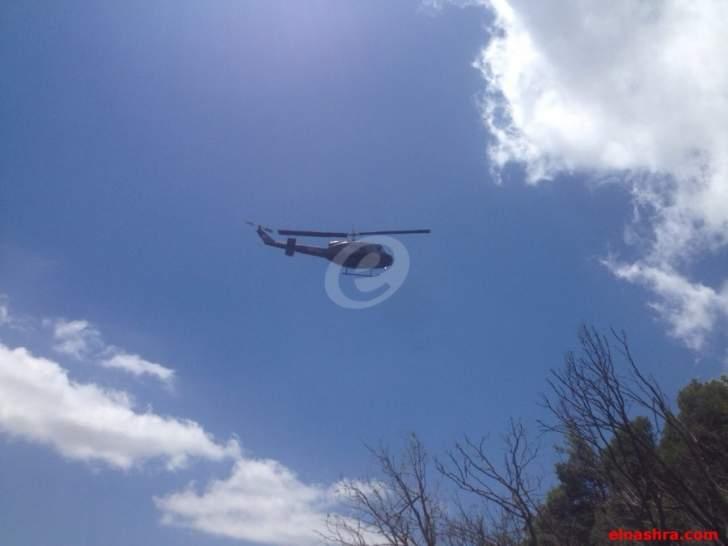 النشرة: طائرة استطلاع اسرائيلية خرقت حرمة الاجواء البنانية جنوبا