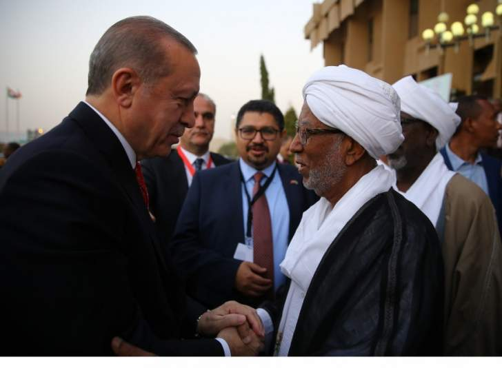 مسؤول سوداني: أهل السودان يقفون مع أردوغان صفا واحدا