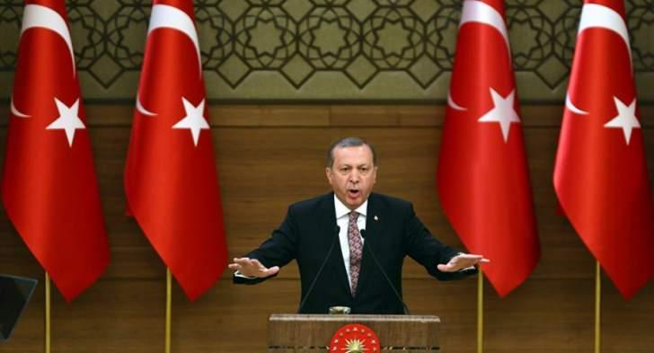 """أردوغان: جميع معارضي صفقة شراء منظومة """"إس-400"""" أصيبوا بالجنون"""