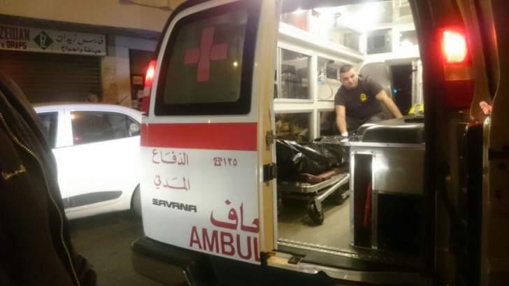 النشرة: اقدام مواطن على الانتحار في منطقة فرن الشباك