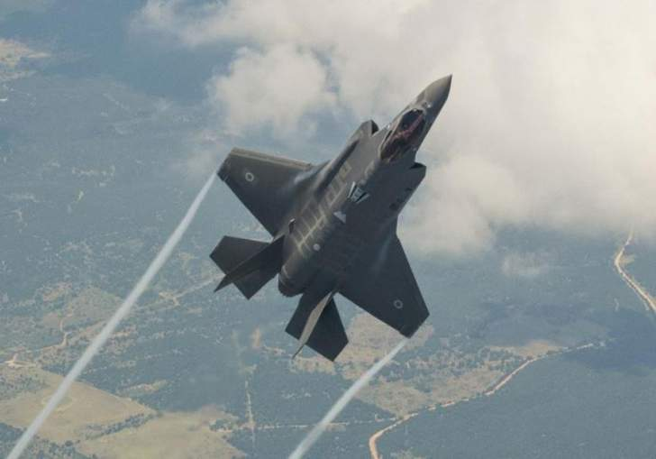 جيروزاليم: طائرة F-35 الاسرائيلية قد تكون معرضة للقرصنة بسبب برنامجها
