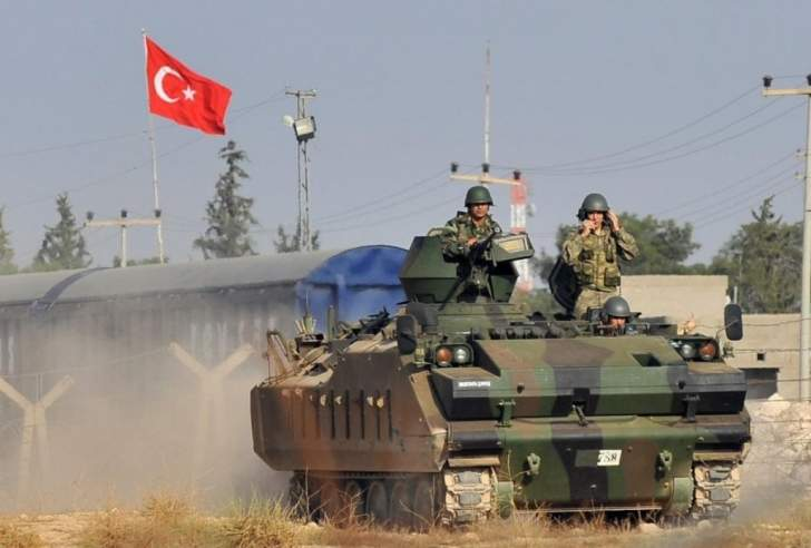 الجيش التركي أسس نقطة مراقبة خامسة في إدلب السورية