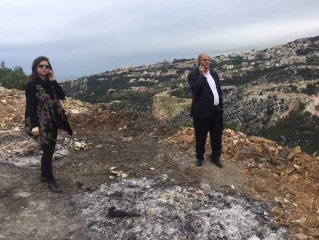 الخطيب يطلب من بلدية حزّرتا اقفال المكب العشوائي لمكافحة تلوث نهر الليطاني